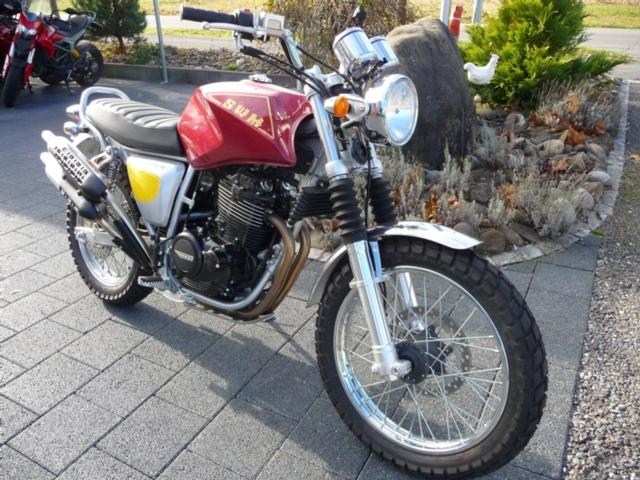 Motorrad kaufen SWM Silver Vase 440 Neufahrzeug
