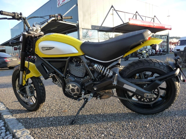 Motorrad kaufen DUCATI 800 Scrambler ICON Neufahrzeug