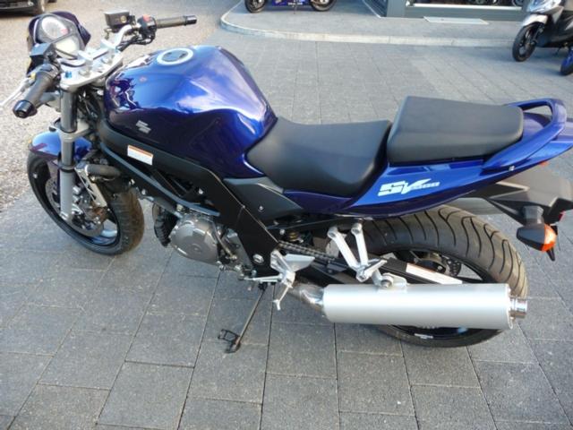 Motorrad kaufen SUZUKI SV 1000 K6 Vorführmodell