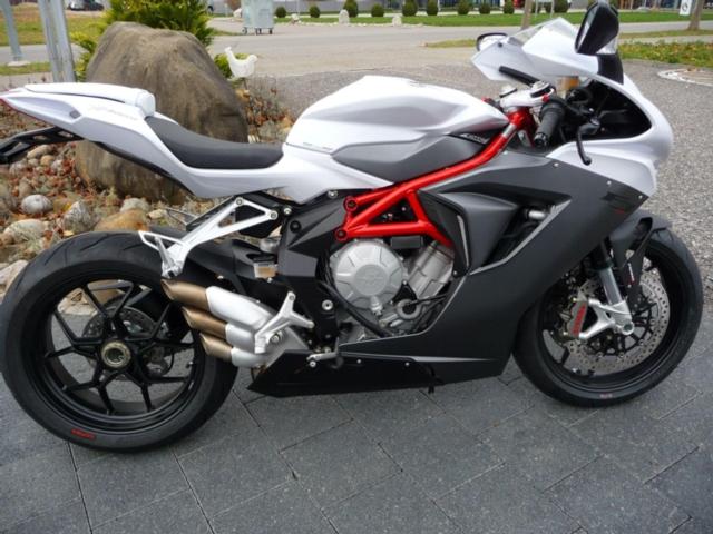 Motorrad kaufen MV AGUSTA F3 800 ABS Neufahrzeug