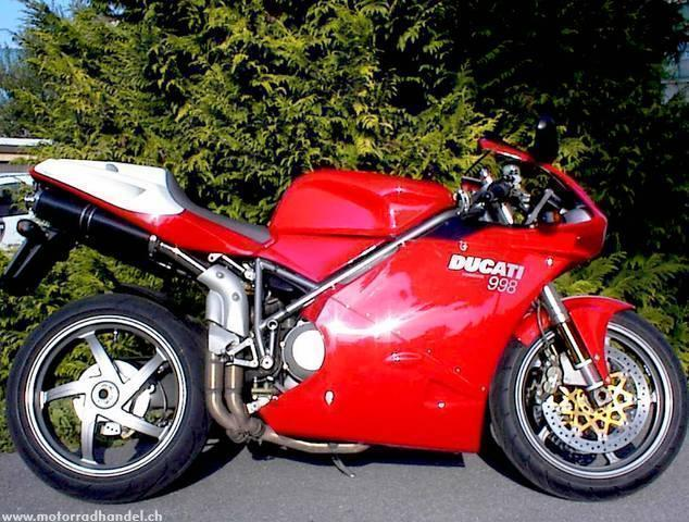 Motorrad kaufen DUCATI 998 Biposto Occasion