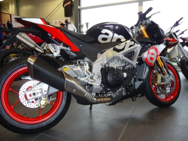 Motorrad kaufen APRILIA Tuono V4 1100 Factory ABS Neufahrzeug