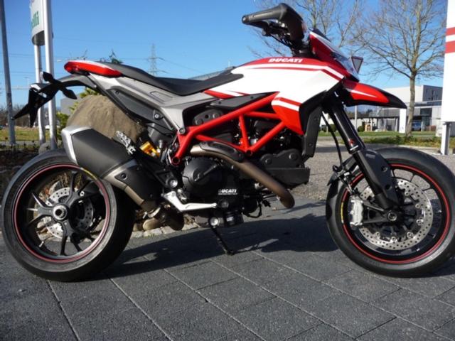 Motorrad kaufen DUCATI 800 Hypermotard SP ABS Neufahrzeug