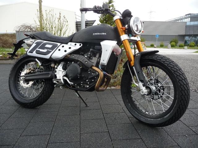 Motorrad kaufen FANTIC MOTOR Alle Caballero 500 Flat Track Neufahrzeug