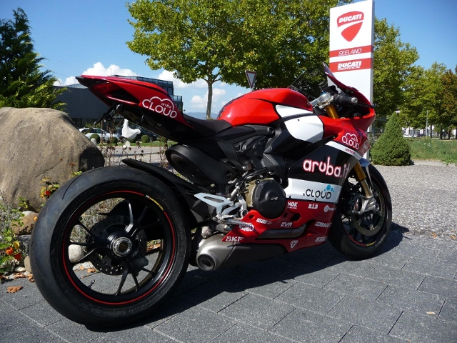 Motorrad kaufen DUCATI 1299 Panigale ABS S-Version Occasion