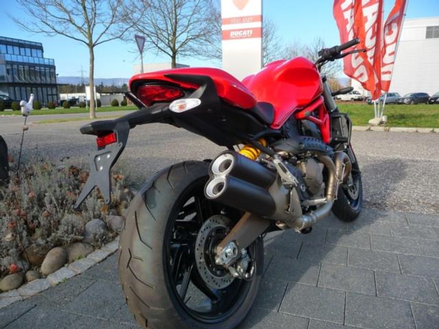 Motorrad kaufen DUCATI 821 Monster ABS Neufahrzeug