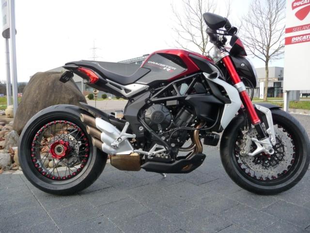 Motorrad kaufen MV AGUSTA Brutale 800 Dragster ABS RR Version Neufahrzeug