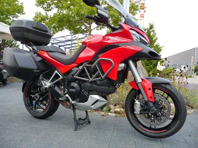 Motorrad kaufen DUCATI 1200 Multistrada ABS Granturismo  S Occasion