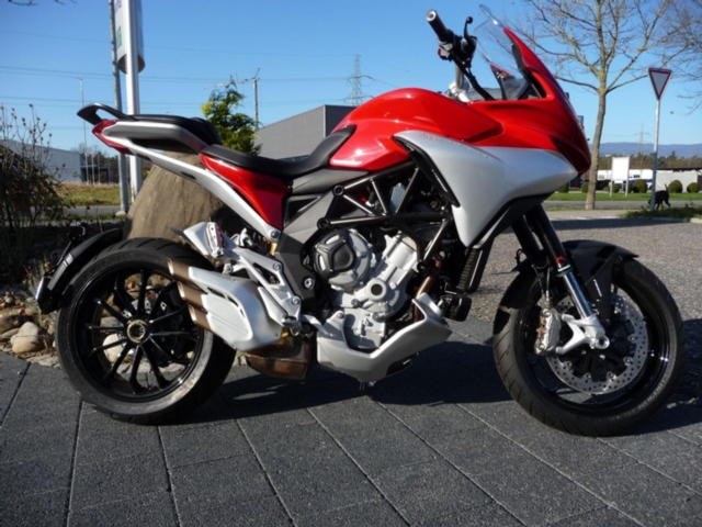 Motorrad kaufen MV AGUSTA Turismo Veloce 800 ABS Neufahrzeug