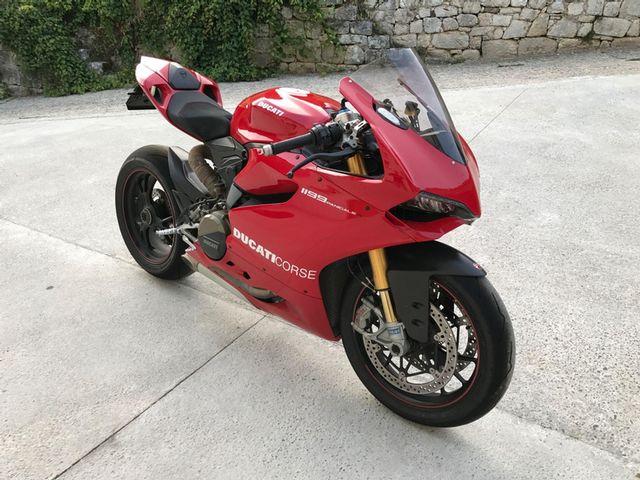 Motorrad kaufen DUCATI 1199 Superbike Panigale S ABS Occasion