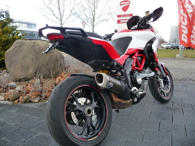 Motorrad kaufen DUCATI 1200 Multistrada ABS Pikes Peak Occasion