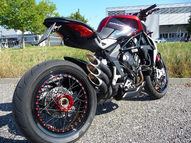 Motorrad kaufen MV AGUSTA Brutale 800 Dragster RR Occasion