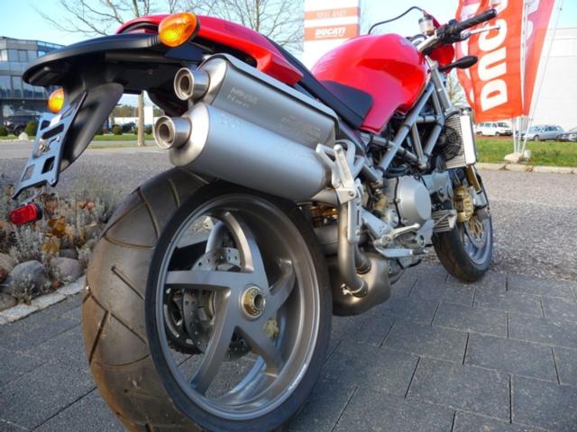 Motorrad kaufen DUCATI 996 Monster S4-R Neufahrzeug