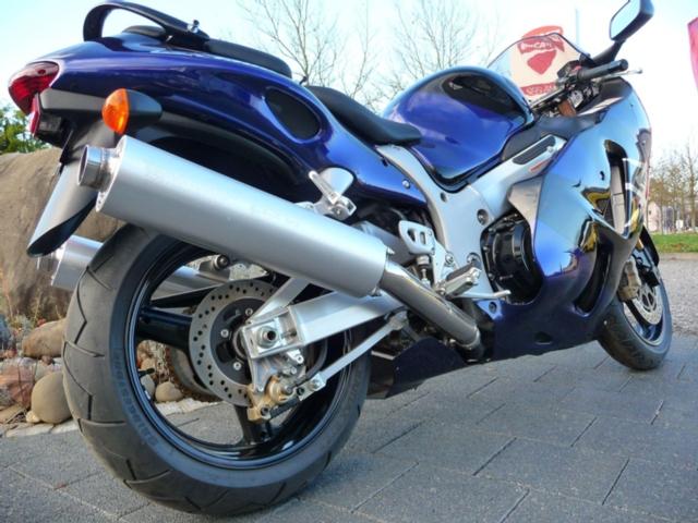 Motorrad kaufen SUZUKI GSX 1300 R Neufahrzeug