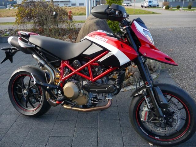 Motorrad kaufen DUCATI 1100 Hypermotard Evo SP Neufahrzeug