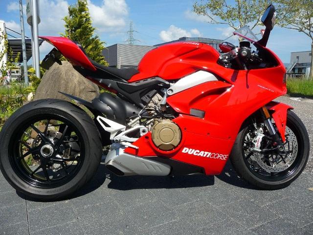 Motorrad kaufen DUCATI 1103 Panigale V4 Occasion