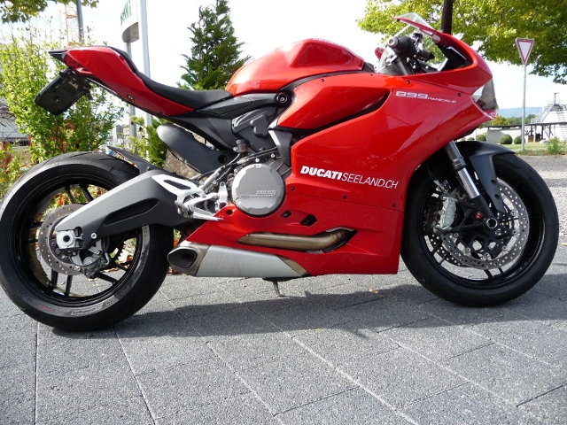 Motorrad kaufen DUCATI 899 Panigale ABS Occasion