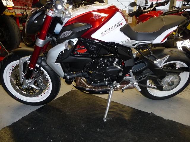 Motorrad kaufen MV AGUSTA Brutale 800 Dragster ABS Dragster RR Neufahrzeug