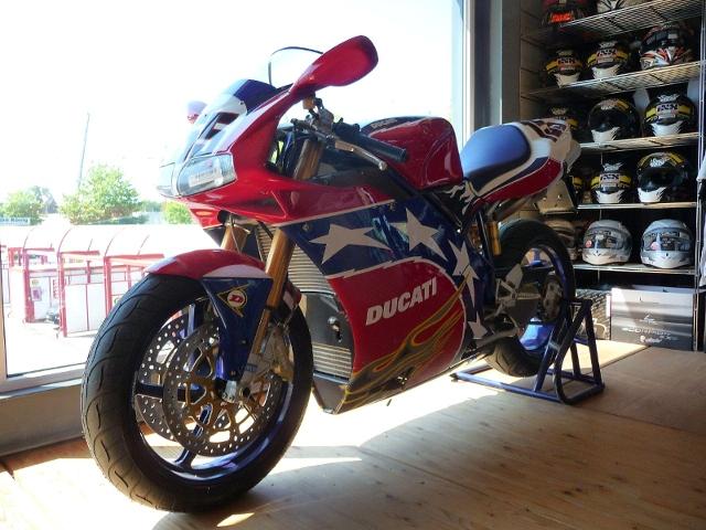Motorrad kaufen DUCATI 998 S Mono Bostrom Neufahrzeug