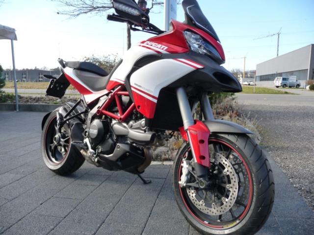 Motorrad kaufen DUCATI 1200 Multistrada ABS PIKES PEAK Neufahrzeug
