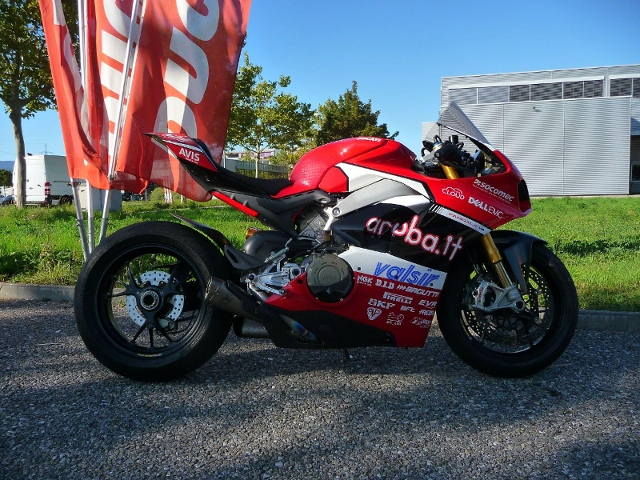 Motorrad kaufen DUCATI 1103 Panigale V4 Speciale Occasion