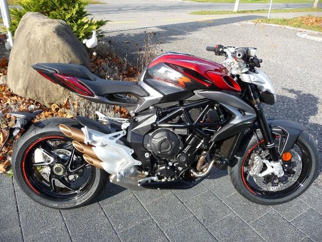 Motorrad kaufen MV AGUSTA Brutale RR 800 ABS Neufahrzeug