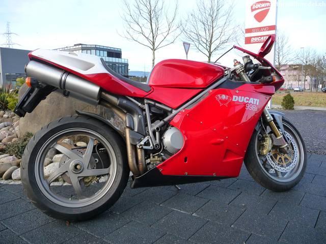 Motorrad kaufen DUCATI 998 Biposto S Occasion