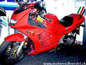 Motorrad kaufen SUZUKI RF 600 R 36,7 kw/h Vorführmodell