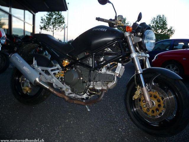 Motorrad kaufen DUCATI 900 Monster Occasion