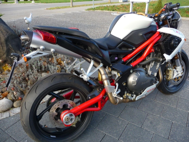 Motorrad kaufen BENELLI TNT 1130 Sport Neufahrzeug