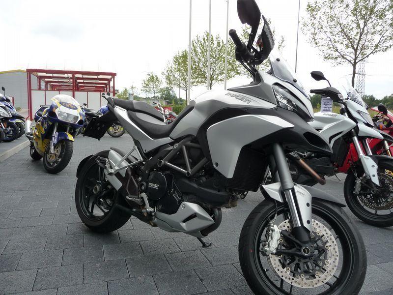 Motorrad Mieten & Roller Mieten DUCATI 1200 Multistrada S ABS & DTC