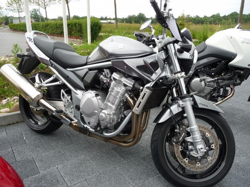 Motorrad Mieten & Roller Mieten SUZUKI GSF 1250 A Bandit ABS