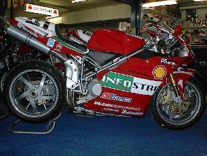 Motorrad kaufen DUCATI 998 S Mono Bayliss Neufahrzeug