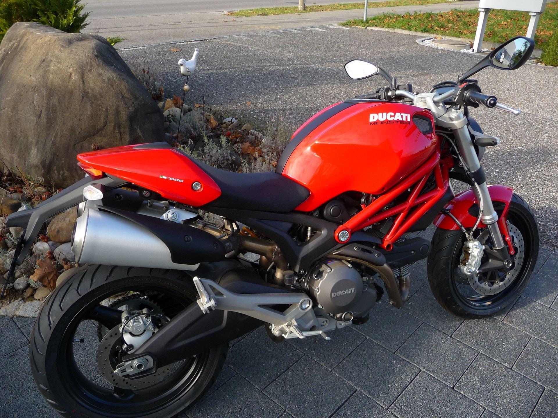 moto neuve acheter ducati 696 monster abs moto kaufmann lyss lyss. Black Bedroom Furniture Sets. Home Design Ideas