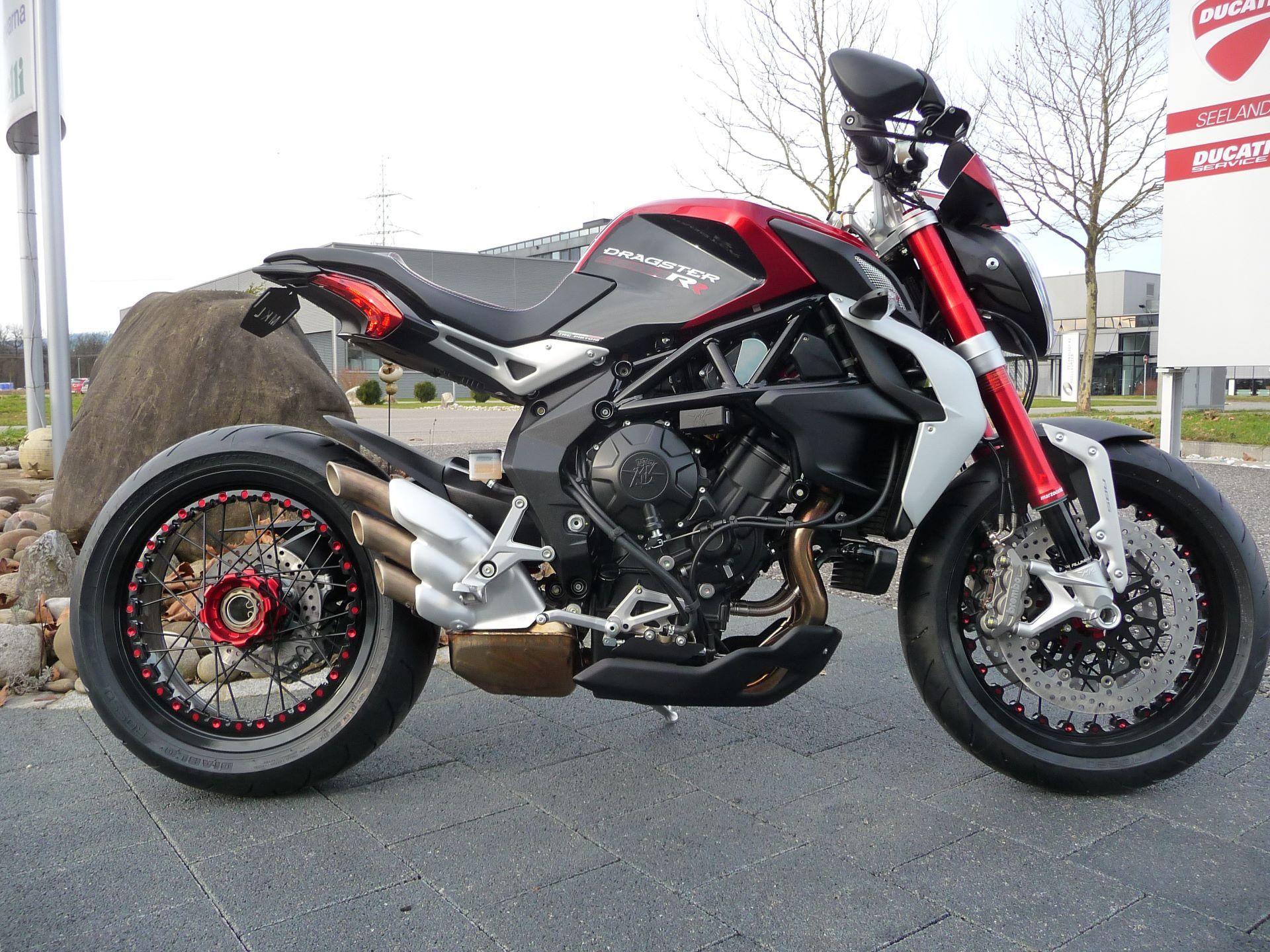 Motorrad Occasion MV Agusta Dragster 800 RR kaufen