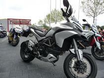 Motorrad Mieten & Roller Mieten DUCATI 1200 Multistrada S (Enduro)