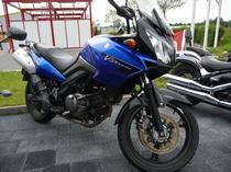 Motorrad Mieten & Roller Mieten SUZUKI DL 650 AUE V-Strom ABS (Enduro)