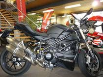 Motorrad Mieten & Roller Mieten DUCATI 848 Streetfighter (Naked)