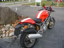 Motorrad kaufen Neufahrzeug DUCATI 620 I.E. Monster (naked)