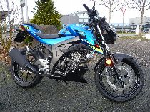 Motorrad kaufen Neufahrzeug SUZUKI GSX-S 125 (naked)