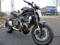 Motorrad kaufen Neufahrzeug DUCATI 1200 Monster ABS (naked)