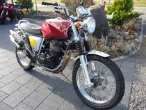 Motorrad kaufen Neufahrzeug SWM Silver Vase 440 (retro)