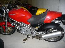 Motorrad kaufen Neufahrzeug DUCATI 900 I.E. Monster (naked)