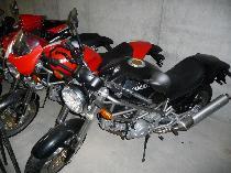 Motorrad kaufen Neufahrzeug DUCATI 1000 I.E. Monster (naked)