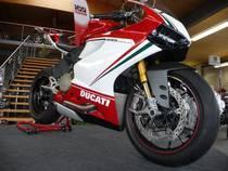 Motorrad kaufen Neufahrzeug DUCATI 1199 Superbike Panigale S Tricolore ABS (sport)