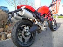 Motorrad kaufen Neufahrzeug DUCATI 696 Monster ABS (naked)