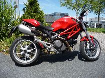 Motorrad kaufen Occasion DUCATI 1100 Monster ABS (naked)