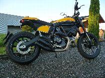 Motorrad kaufen Neufahrzeug DUCATI 803 Scrambler (retro)