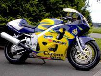Motorrad kaufen Neufahrzeug SUZUKI GSX-R 750 INJEC. (sport)