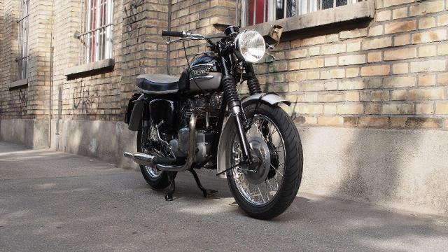 Motorrad kaufen TRIUMPH CYLCapacity 500 CC Oldtimer